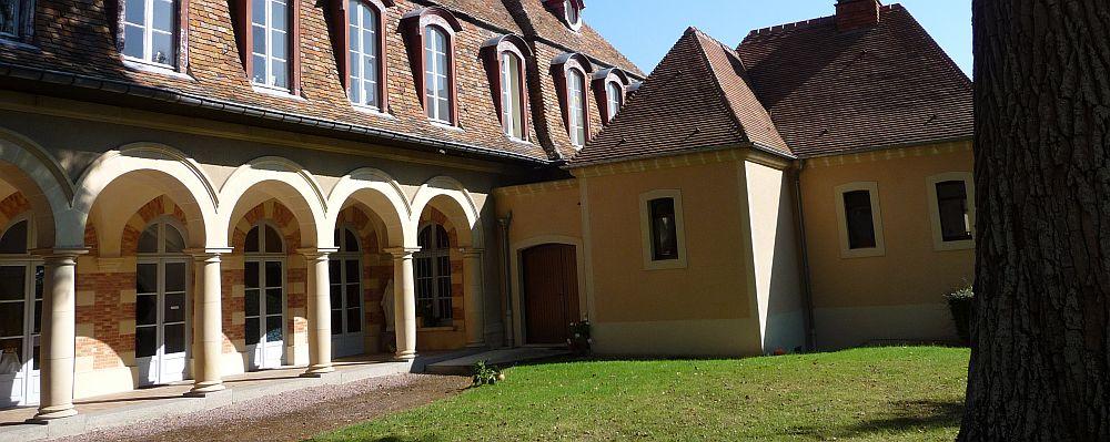 Monastère de l'Annonciade, Brucourt