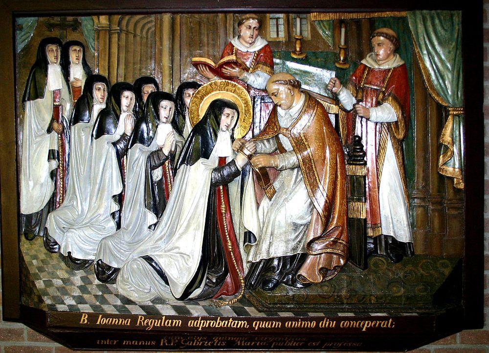 Jeanne de France ou le temps de l'union