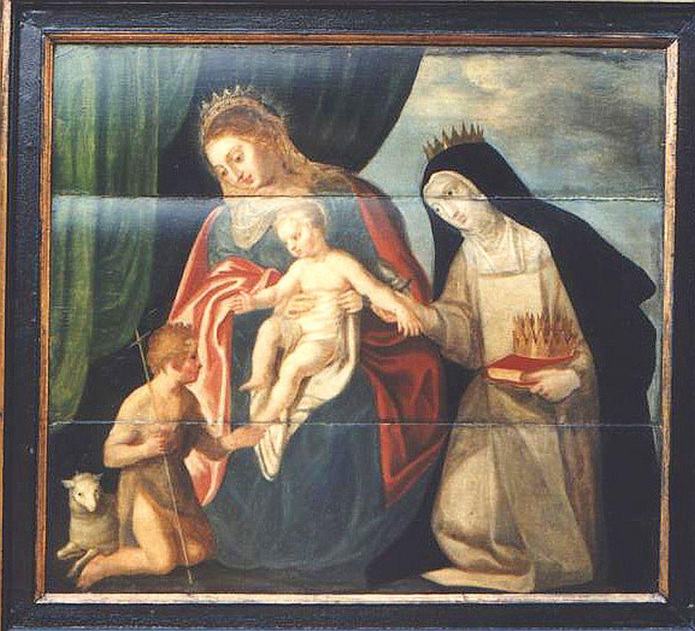 Jeanne de France, ou l'accueil d'une promesse