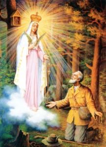 Sanctuaire marial Notre-Dame de Lichen (P) - Apparition de la Vierge Marie