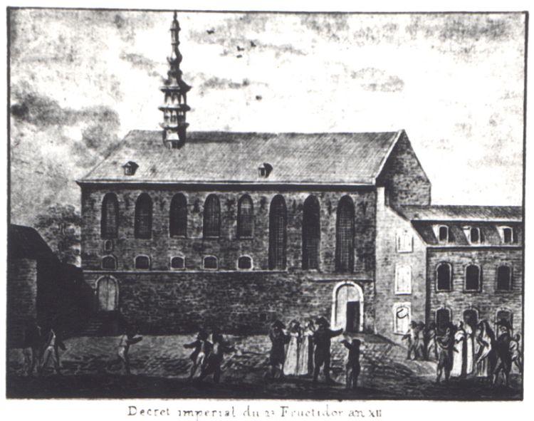 Aix-la-Chapelle 1646-1804