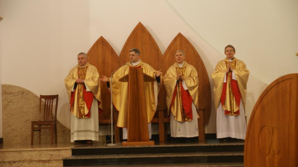 La Solennité de Sainte Jeanne de France le 4 Février, à Grąblin