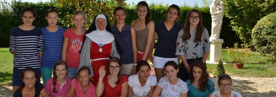Bénédiction romaine pour les «Troubadours de la paix» et les sœurs de l'Annonciade