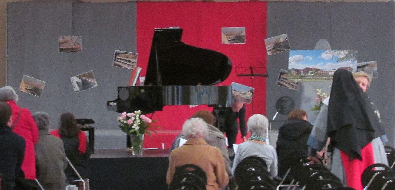 Concert-Lecture au monastère