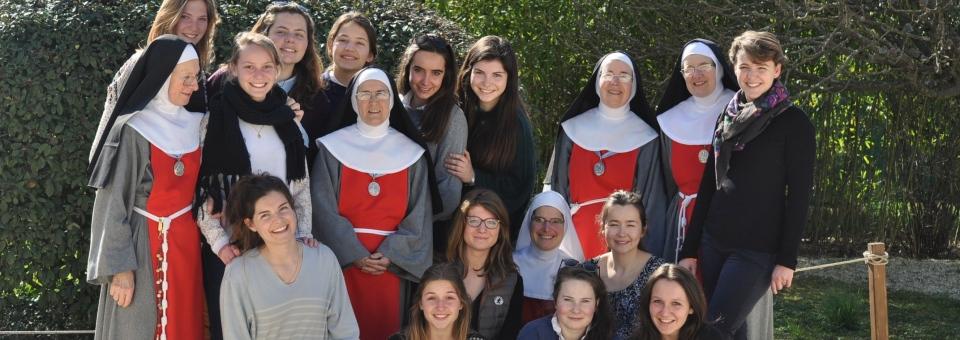 Week-end : « découverte de la vie monastique »