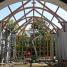 Nouveau monastère de l'Annonciade : 1 an de chantier