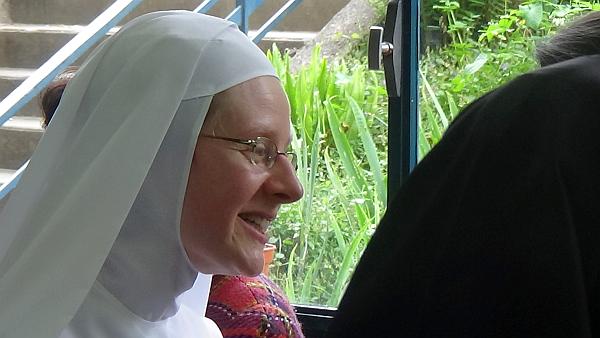 Sœur Marie aimée de Jésus. Monastère de l'Annonciade. Mardi 26 Mai 2015