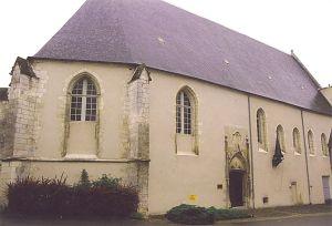 Pèlerinage à Bourges du diocèse d'Agen