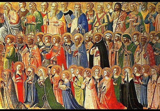 Toussaint : tous appelés à la Sainteté