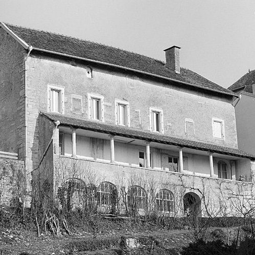 Ancien couvent Annonciade Neufchâteau