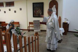 Alajuela Prise d'Habit juillet 2016
