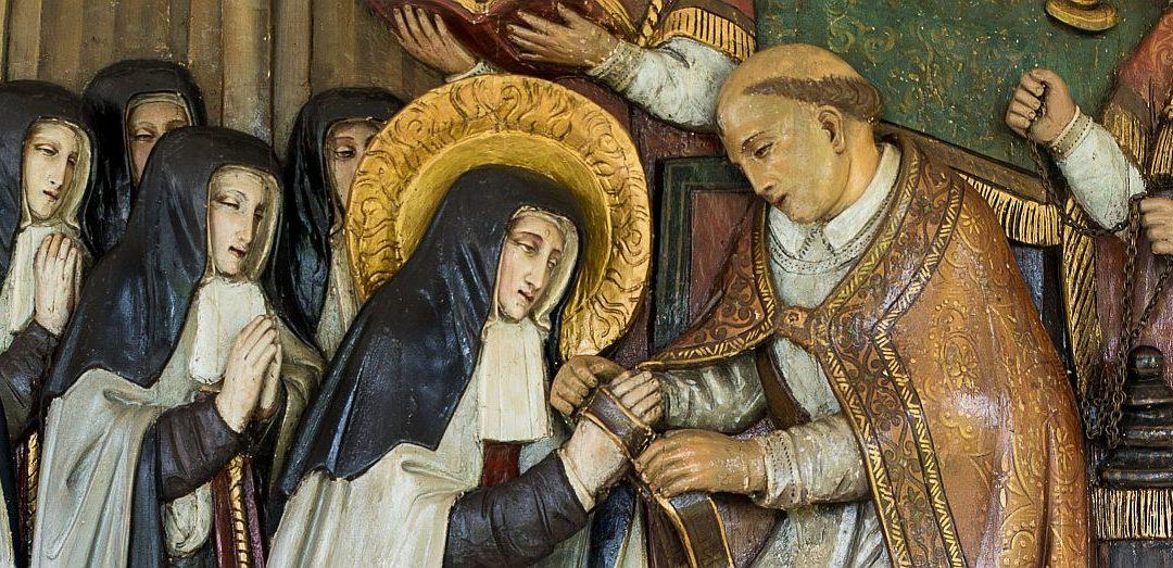 Avec sainte Jeanne prions pour les vocations