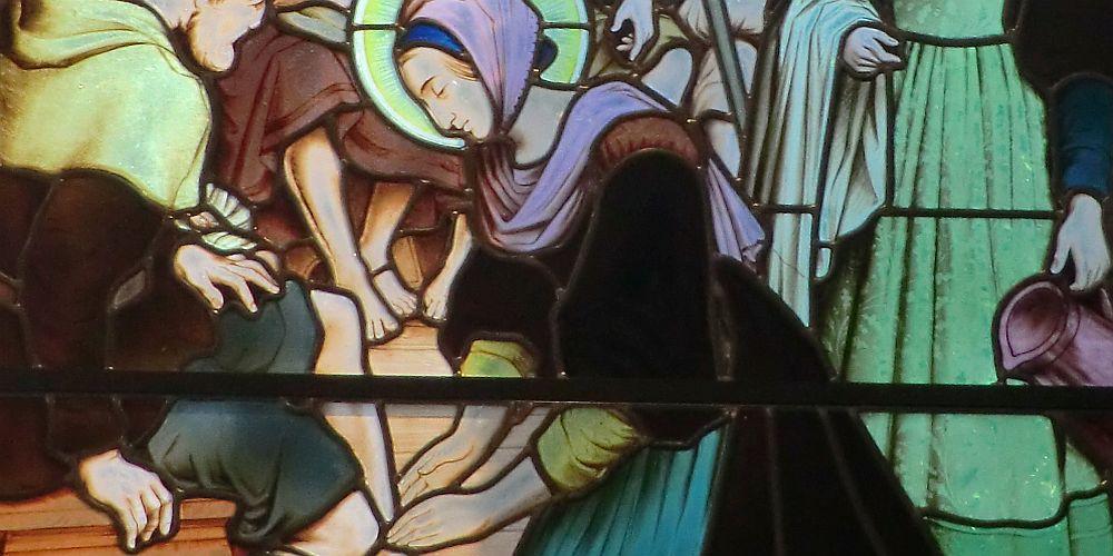 Jeanne, Gabriel-Maria et la Miséricorde