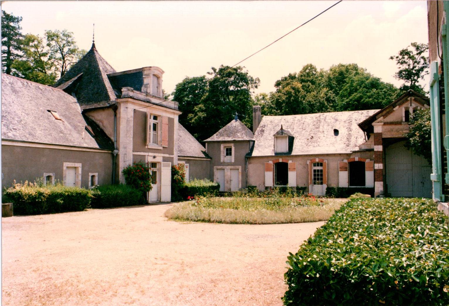 """Le """"Pressoir"""" à Saint Doulchard"""