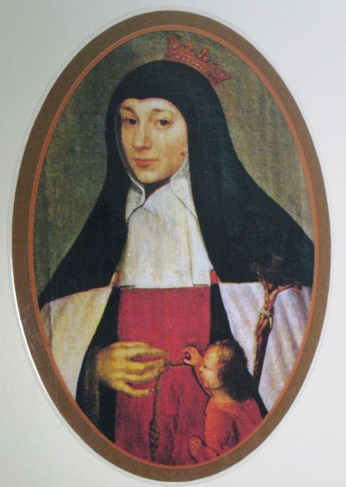 Sainte Jeanne de France