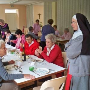 accueil monastère de st doulchard
