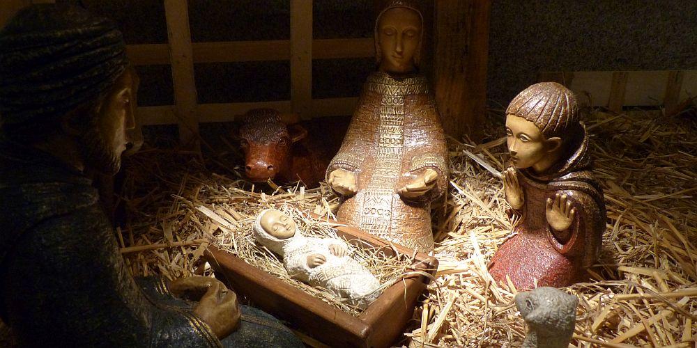Messe de Noël à Thiais
