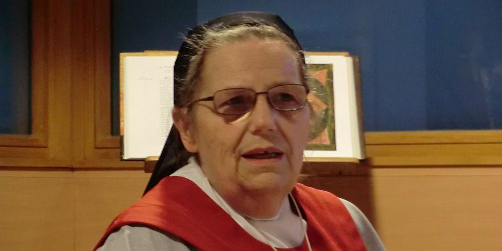 Mère Maria-Jozefa nous a quittés