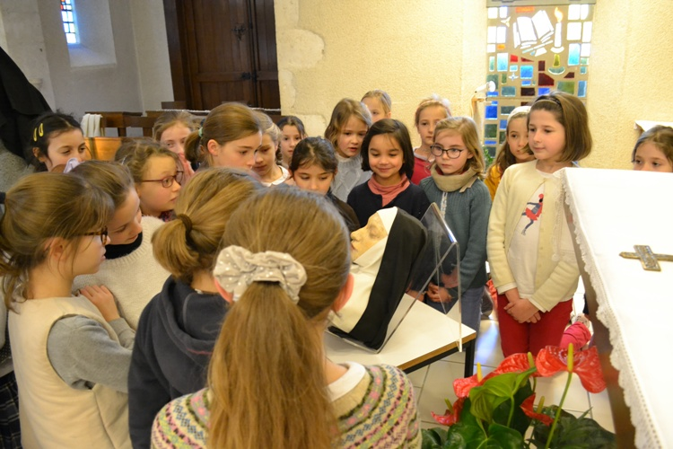 Fête de Sainte Jeanne de France à Saint-Doulchard