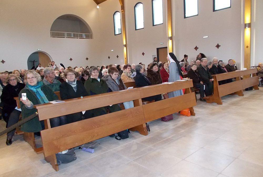 Solennité de Sainte Jeanne à Grentheville