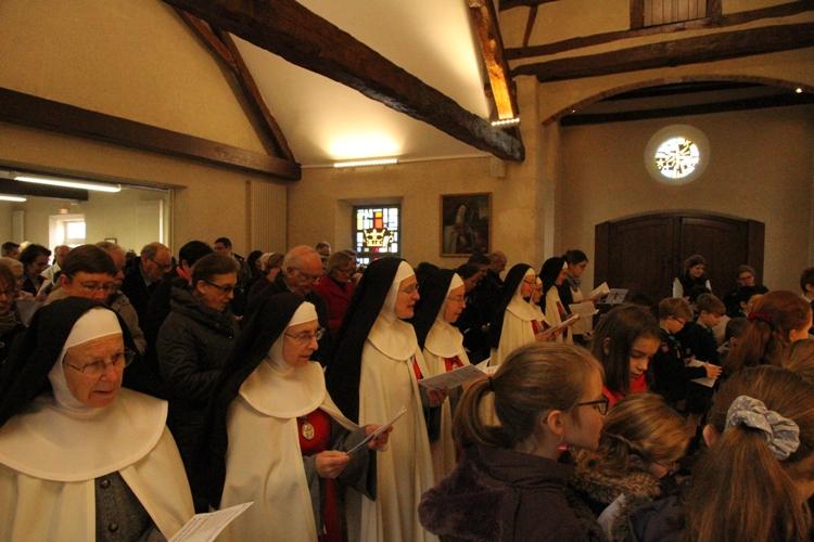 Fête de Sainte Jeanne de France à Saint Doulchard