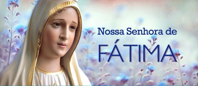 Célébration des 100 ans de l'apparition de Notre dame de Fatima