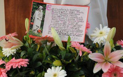 Alajuela: profession temporaire de soeur Maria-Juana de Francia
