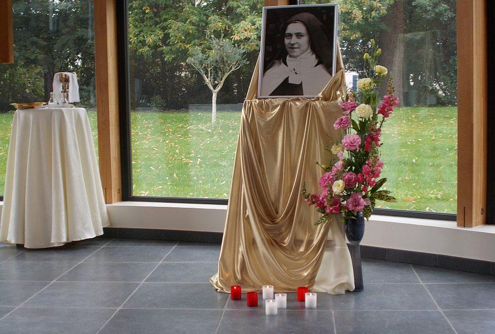 Fête de Sainte Thérèse à Grentheville