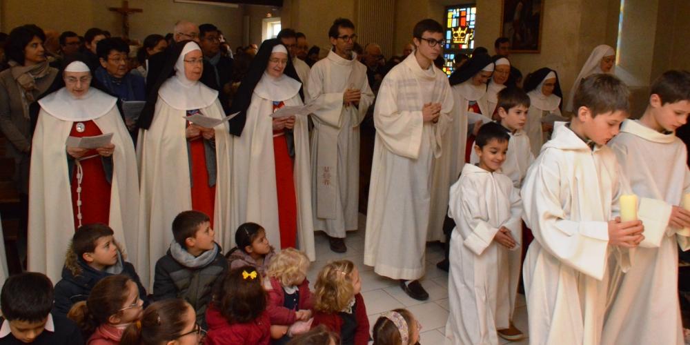 Solennité de Sainte Jeanne de France à Saint-Doulchard
