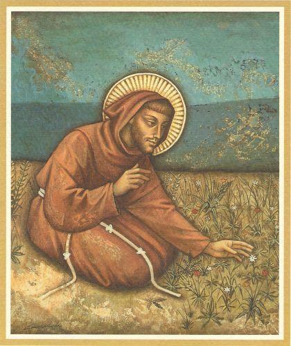 Triduum franciscain à Grąblin