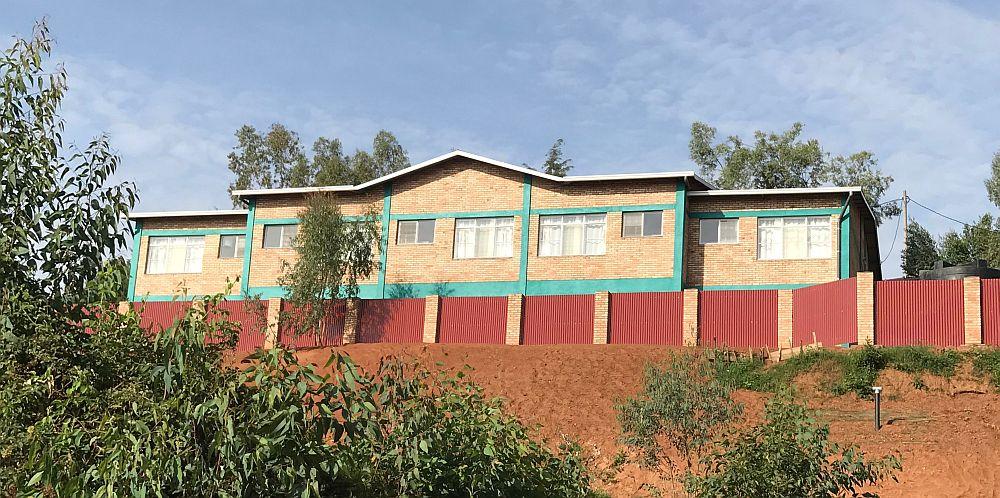 Les soeurs Annonciades apostoliques à Kibeho