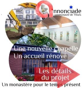 Tout savoir du projet de rénovation du Monastère de Hiais