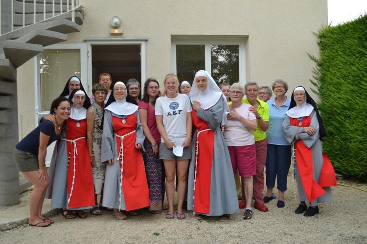 BÉNÉVOLAT au monastère de Saint Doulchard