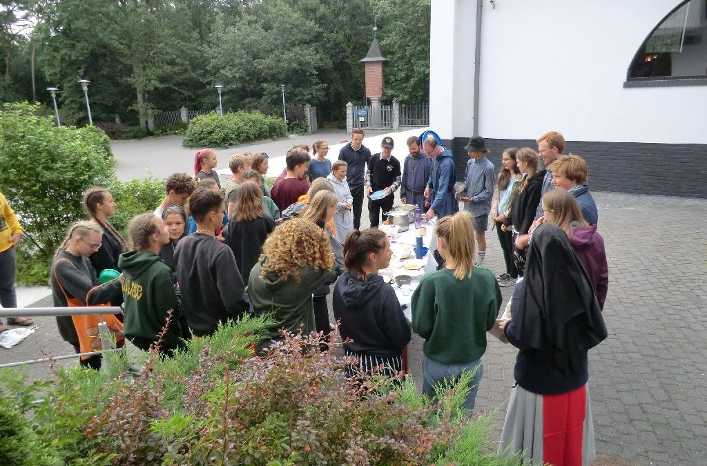 Visite de Tibériade …de Lituanie !