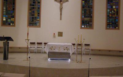 Thiais, Chapelle Notre-Dame de la Paix