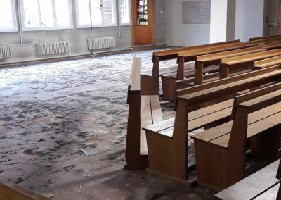 Ancienne Chapelle, côté fidèles