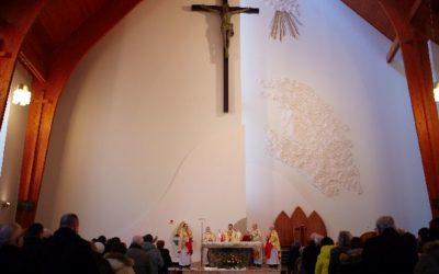 Solennité de Sainte Jeanne à Grąblin