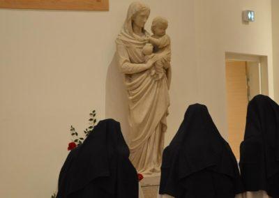 Consécration à la Vierge
