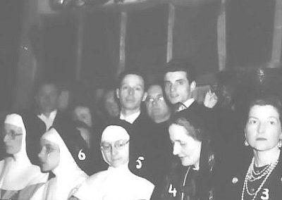 Sr Marie du Sacré-Coeur, sr Marie de St-François, sr Marie de Jésus