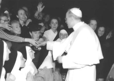 Audience publique, à Saint-Pierre, 29 mai1950