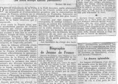 Le Figaro, 29 mai 1950