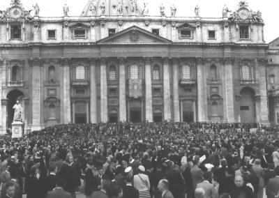 Place Saint-Pierre, 28 mai 1950