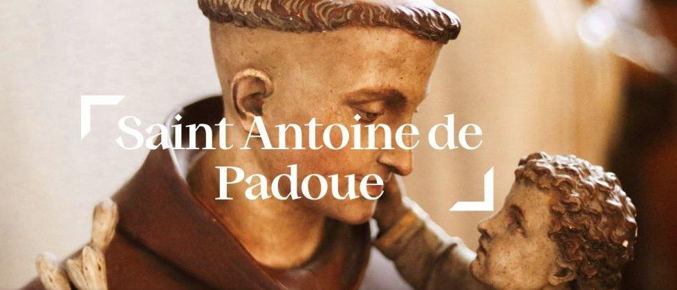 Prions ensemble saint Antoine de Padoue