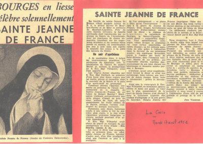 la Croix, 17 avril 1951