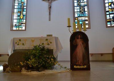 Pour le dimanche de la misericorde divine