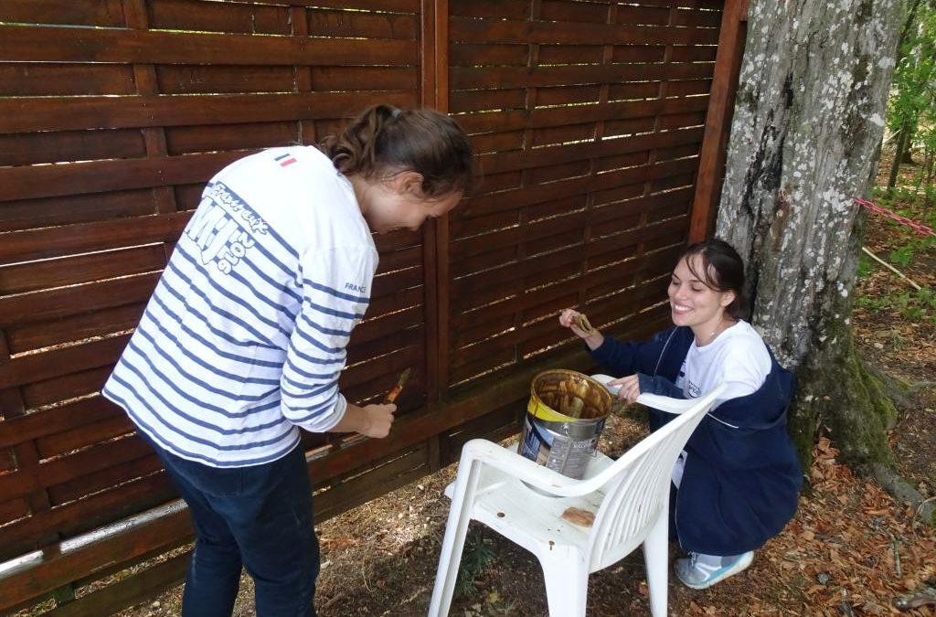 Venez passer une à deux semaines de bénévolat au Monastère de Saint-Doulchard!