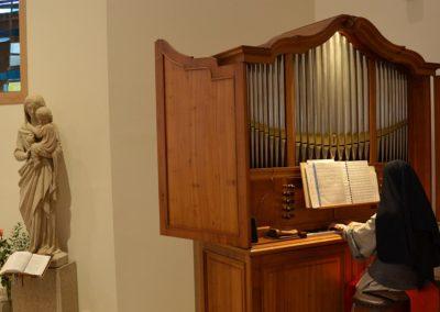 Et toi, l'orgue, bénis le Seigneur!