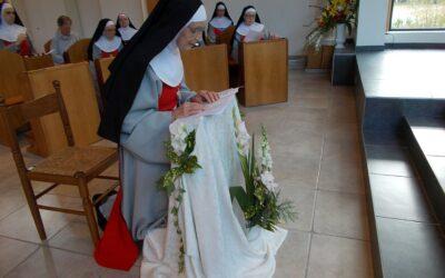 Jubilé de Sœur Marie Brigitte à Grentheville
