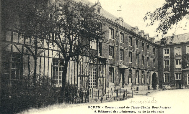 Rouen 1644 – 1792