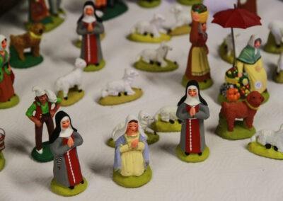 Santon religieuse Annonciade 2